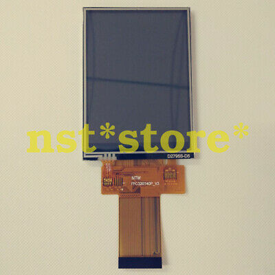 For 3.2 inch ILI9341 with resistive touch screen