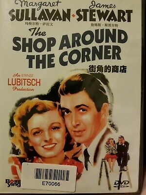 The Shop Around the Corner (Reg 6, DVD, 1940) *NEW (Disc Only / See Description)