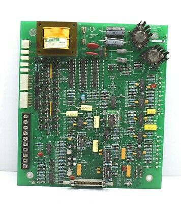 Baylor Company 55855 55856-2 Auxiliary Board PCB Card Circuit REV.D