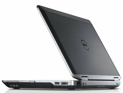 "Dell Latitude E6320 13.3"" i5 2.5GHz CPU 4GB RAM 250GB HDD DVDRW Win 10 Pro"