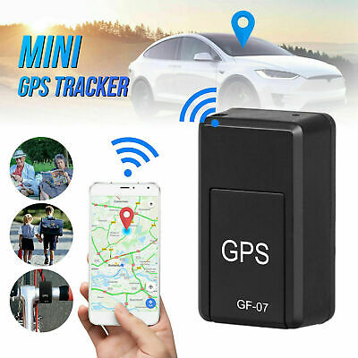 Magnetic Mini Car SPY GPS Tracker Real Time Tracking Locator Device Voice Record