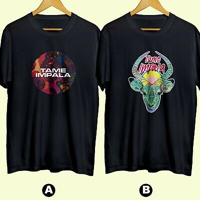 Tame Impala Band Psychedelic Rock Band 4 T-shirt Cotton 100% Brand New