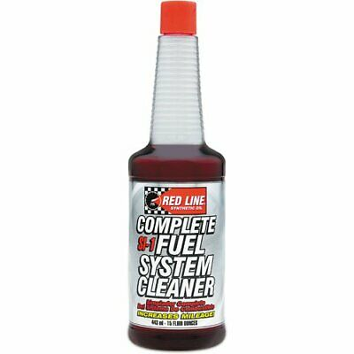 Red Line Oil 60103 SI-1 Complete Fuel System Cleaner