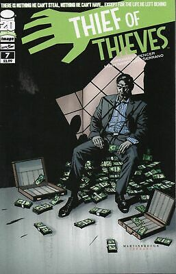 Thief of Thieves Issue 7 Image Comics First Print