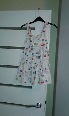 """alphabet"" girls dress, size around 3 yrs,used excellent condition"