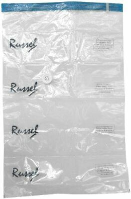 2 Vacuum Storage Bag Extra Large 60cm x 95cm, Holds king Size Duvet Russel NEW