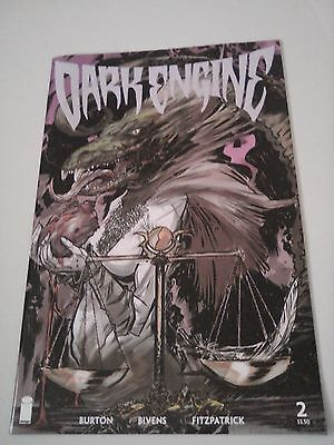 Dark Engine Issue 2 Image Comics First Print
