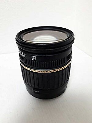 TAMRON Large aperture zoom lens SP AF17-50 mm F2.8 XR Di II Canon APS-CA16E USED
