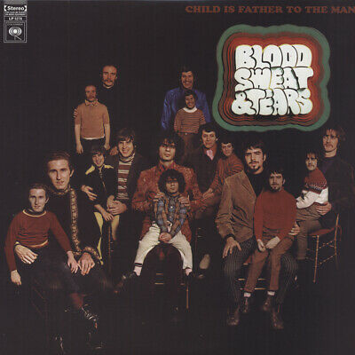 Blood, Sweat & Tears - Child Is Father To The Man (180g Stereo) - Vinyl Beat/...