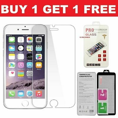 Tempered Glass Screen Protector For Apple iPhone 7 Plus - 100% Genuine