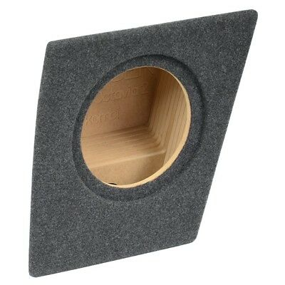 "Skoda Octavia 2 Wagon Fit-Box Custom MDF 10"" Subwoofer-Leergehäuse Bass Sub Box"