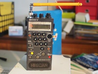 Sony ICF-PRO80   Portable short-wave receiver