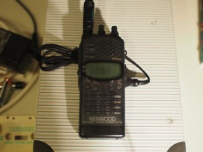 Kenwood Dual-Band Handheld Transceiver TH-79A/E