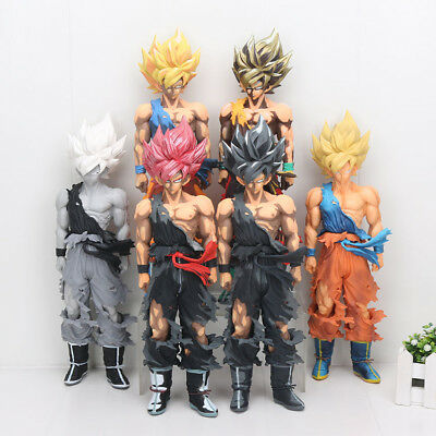 Dragon Ball Super Z Super Sayan God Son Goku 34 Cm Action Figure Master Stars