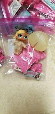 LOL Surprise Doll Under Wraps Wave 2 - BOOGIE BABE opened no capsule