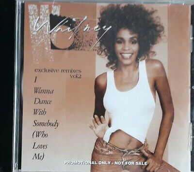 """Whitney Houston - """" I Wanna Dance With Somebody"""" Exclusive Remixes  Vol.2"""