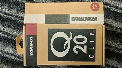 Pair of Yakima Q82 clips for Q towers used