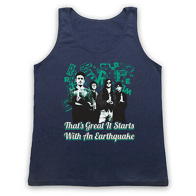 It's The End Of The World As We Know It Unofficial Rock Adults Vest Tank Top