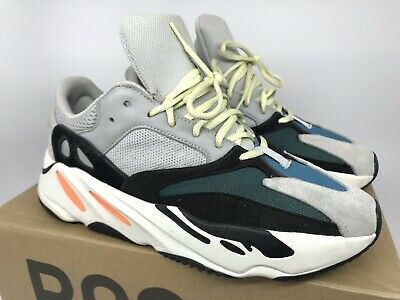 c1d0e2430 ADIDAS YEEZY BOOST 700 Wave Runner B75571 Size 11.5 Preowned ...