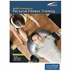 NASM Essentials Of Personal Fitness Training, National Academy of Sports Medicin