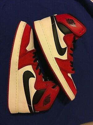 various colors 9cd38 6a3f3 Nike Air Jordan 1 KO AJKO High OG Chicago White Red Black size 11. 638471