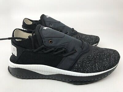 low priced 20544 fbbf9 PUMA Mens Tsugi Shinsei Nocturnal Casual Athletic Sneaker Size 10 Black NEW