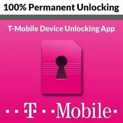 T-Mobile ALL Device Unlock App Service (CLEAN ONLY, NO UNPAID BILLS)