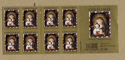 USPS 2006 .39 Madonna & Child by I. Chacon - Denver Art Museum - Booklet of 20