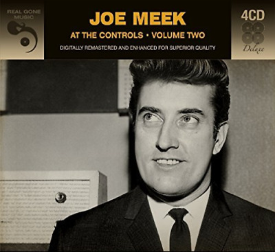 Joe Meek-At The Controls Vol 2 Cd Nuovo