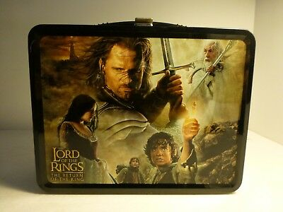 Lord Of The Rings Frodo /& Sam Lunchbox by PlayWorks