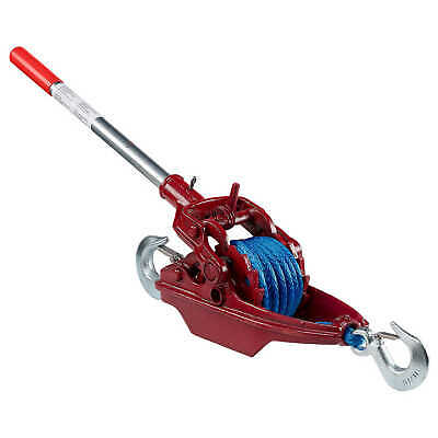 Wyeth-Scott More Power Puller with Amsteel Blue Rope 2-Ton Capacity