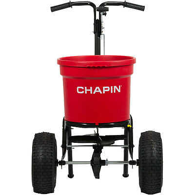 Chapin Commercial Broadcast Spreader Model 82050C 70 lb. Capacity