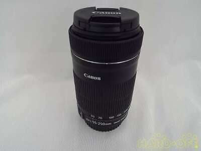 Canon Ef-S 55-250mm F4-5.6 Is Stm Telephoto Zoom Lens For