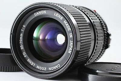 【Excellent+】Canon FD 35-70mm F/4 MF Zoom Lens There are fungi From Japan #24