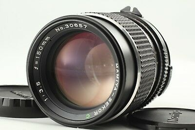【Excellent+++】Mamiya Sekor C 150mm f/3.5 for 645 MF Lens From Japan #45