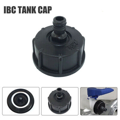 Ball Valve For IBC Container S60X6 Adapter Coarse Thread Garden Hose Connection