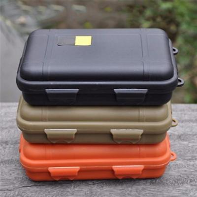 Shockproof Waterproof Container Carry Box Airtight Survival Storage Case LI