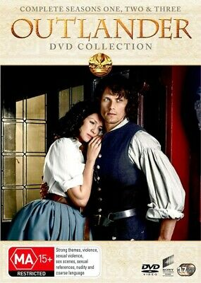 Outlander: DVD Collection - Seasons 1, 2 & 3 [Region 4] - DVD - New