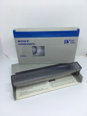 Sony DV12CL Digital Video Cleaning Cassette