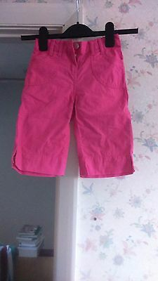 PRIMARK 3/4 length girls trousers,3/4yrs,new no tag