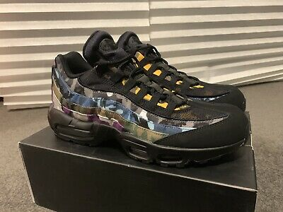 0616213a65 Nike Air Max 95 Erdl Party Camo Shoes Size Us 10 Bape Jordan Vapormax Off  White