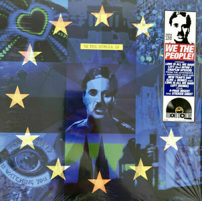 "U2  THE EUROPA EP Limited Edition RSD 12"" Vinyl Exclusive Sealed"