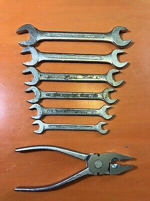 Drop Forged Steel + HAPEWE Vintage Porsche 356 Tool Kit Wrench