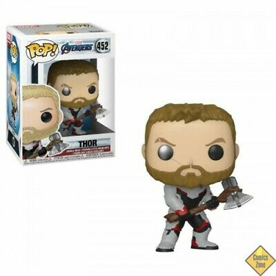 Avengers Endgame Pop! Movies Vinyl Figurine Thor 9 Cm -  - 12/04/2019