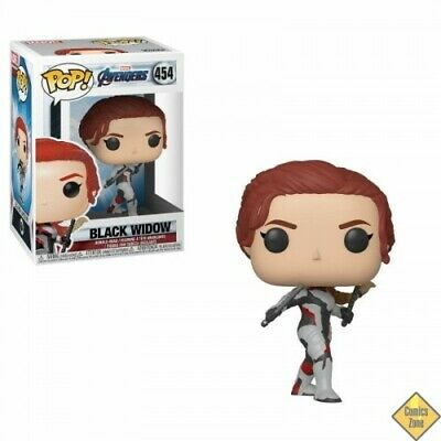 AVENGERS ENDGAME POP! MOVIES VINYL FIGURINE BLACK WIDOW 9 CM - Funko  - 12/04/20