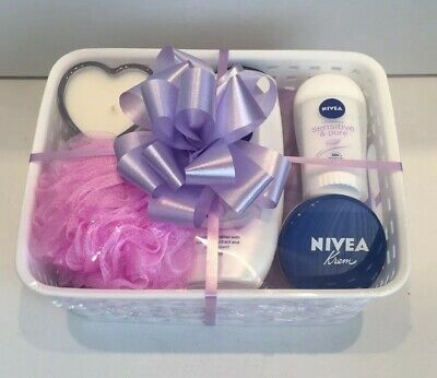 Birthday Gift Basket Hamper For Her Ladies Idea Wife Mum Daughter Thanks