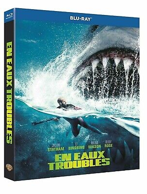 Blu-ray En eaux troubles - The Meg -  NEUF sous blister