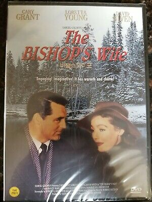 The Bishop's Wife (DVD, 1947) Cary Grant *NEW (Disc Only / See Description)