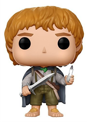 FUNKO-POP! MOVIES: LORD OF THE RINGS-SAMWISE GAMGEE (Importación USA) ACC NUEVO