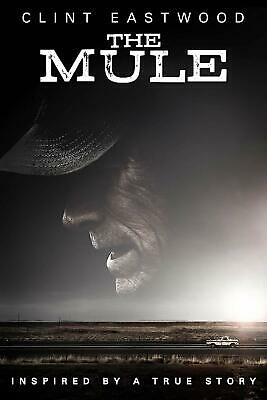 The Mule Blu-ray Only, Please read